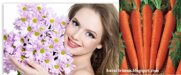 Trị mụn bọc hiệu quả bằng cà rốt